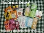 Come and Join Milk Caramel Dreams' Giveaway :)
