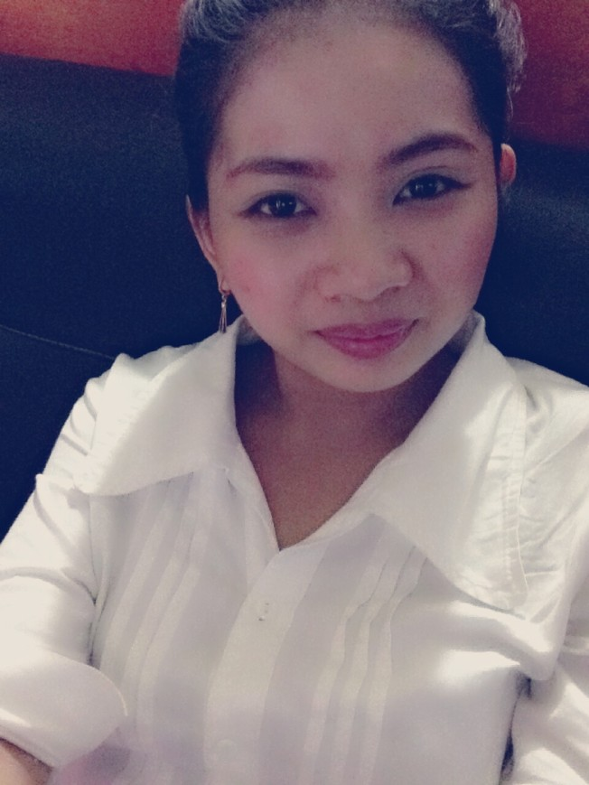 My lucky white blouse :)